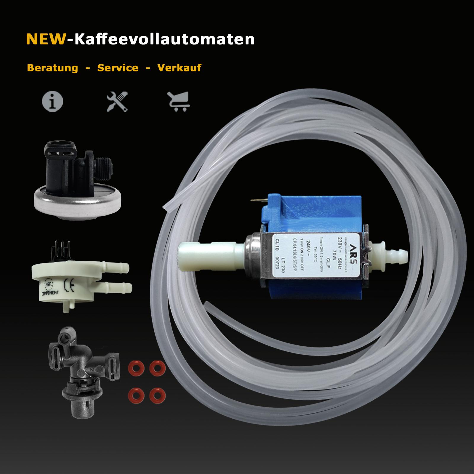 Auslaufventil für AEG Premium Ausführung