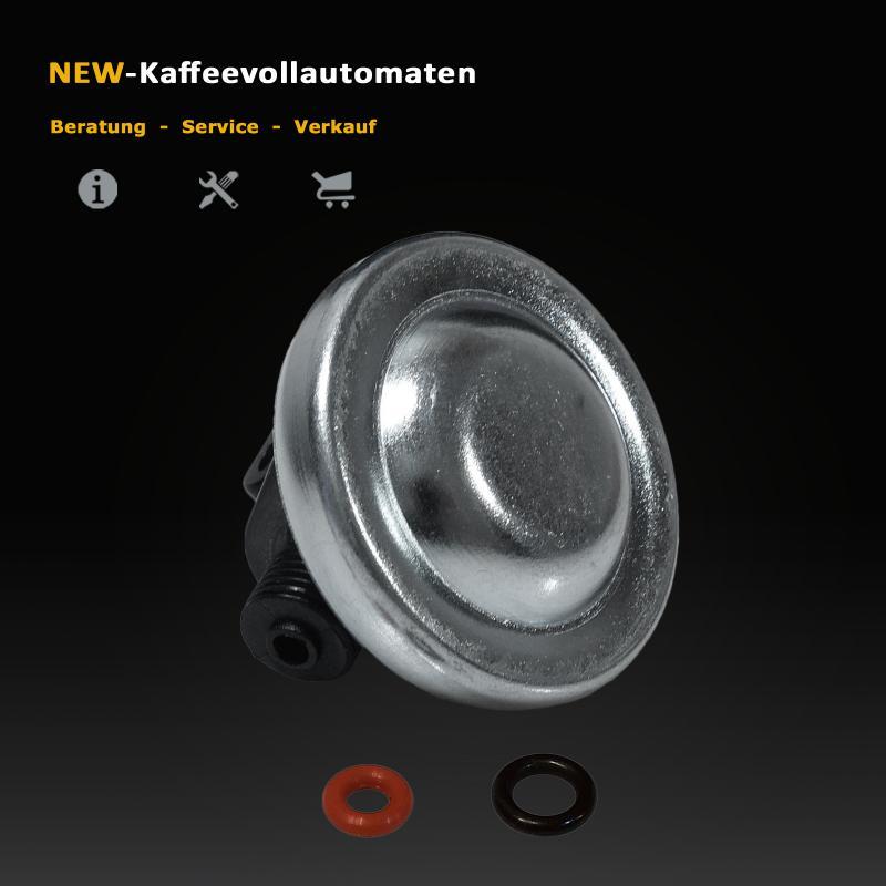 Jura Membranregler inkl Dichtung zu Pumpe CP3 CP4 in Kaffeevollautomaten