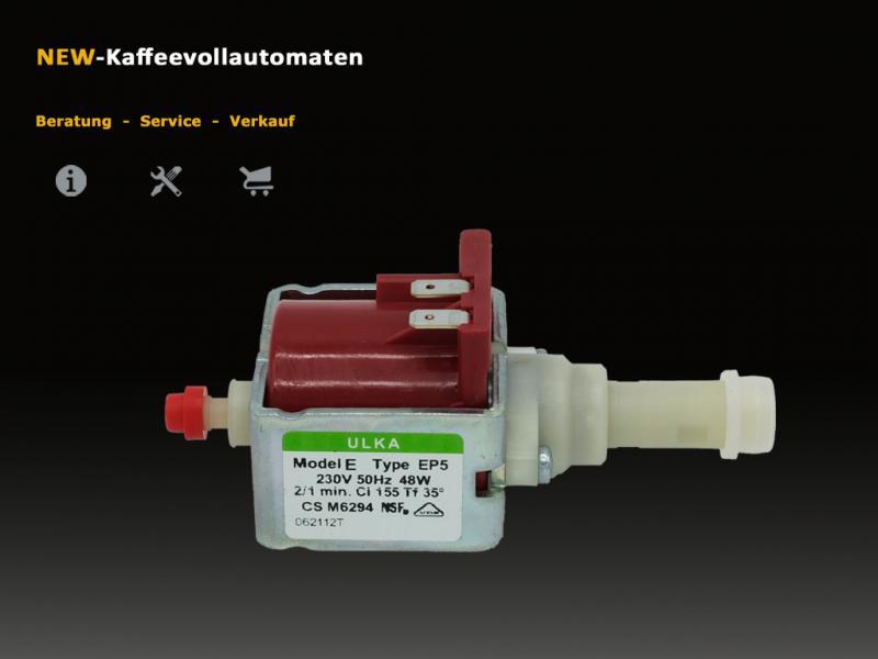 Wasserpumpe ULKA EP5 zu AEG Kaffeevollautomat