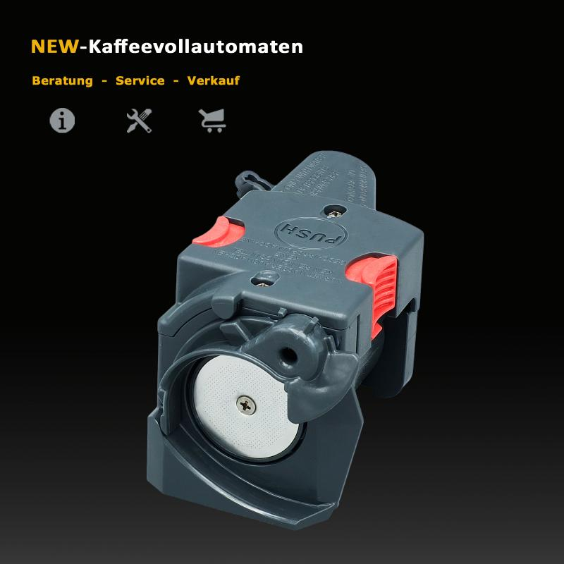 DeLonghi brewing unit for all EAM and ESAM coffee machine