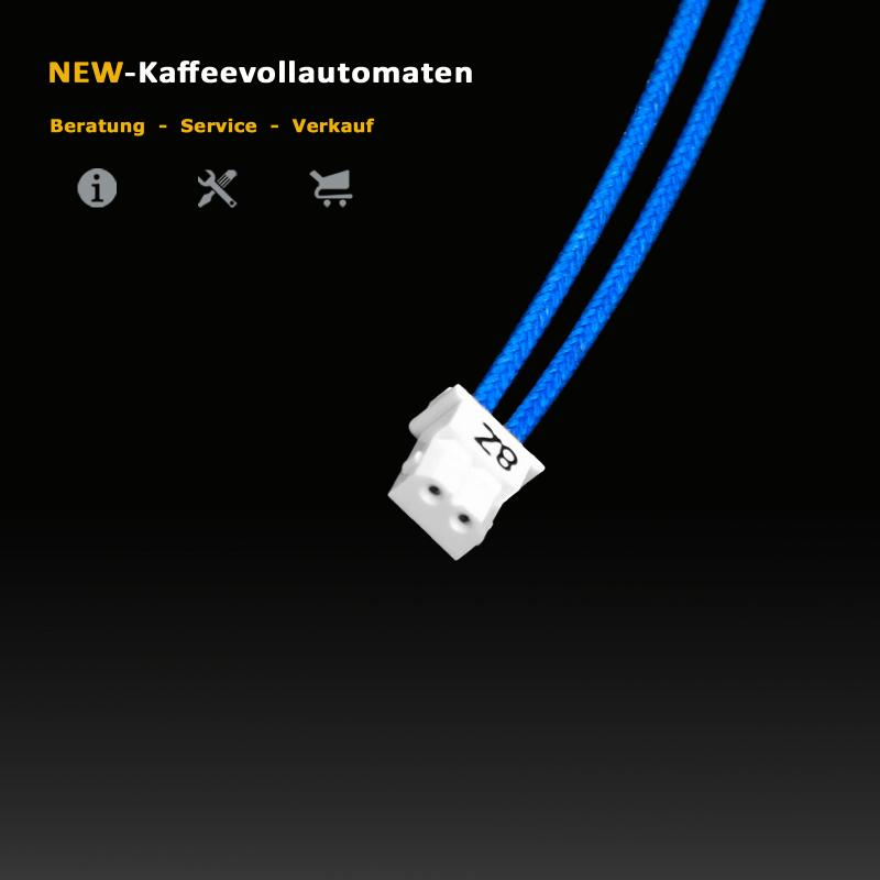 NTC Temperatur Sensor 180°C zu DeLonghi Magnifica, PrimaDonna, Lattissima Kaffeevollautomat