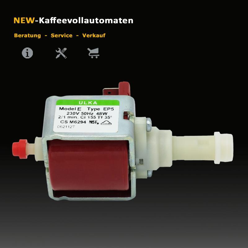 Water pump ULKA EP5 for Philips Coffee Machines