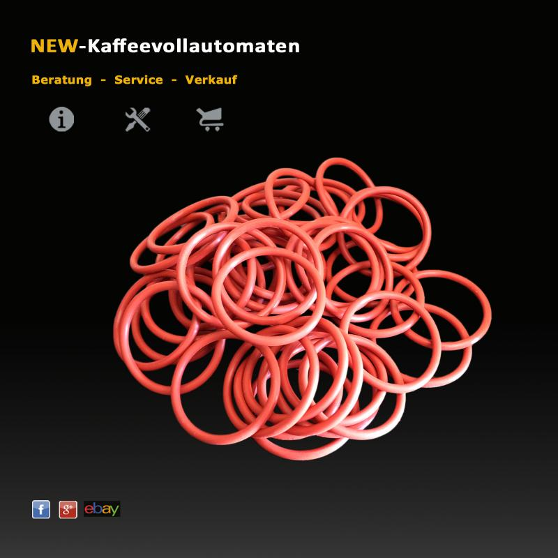 O-Ring Gasket for Brew Group Krups Coffee Machine