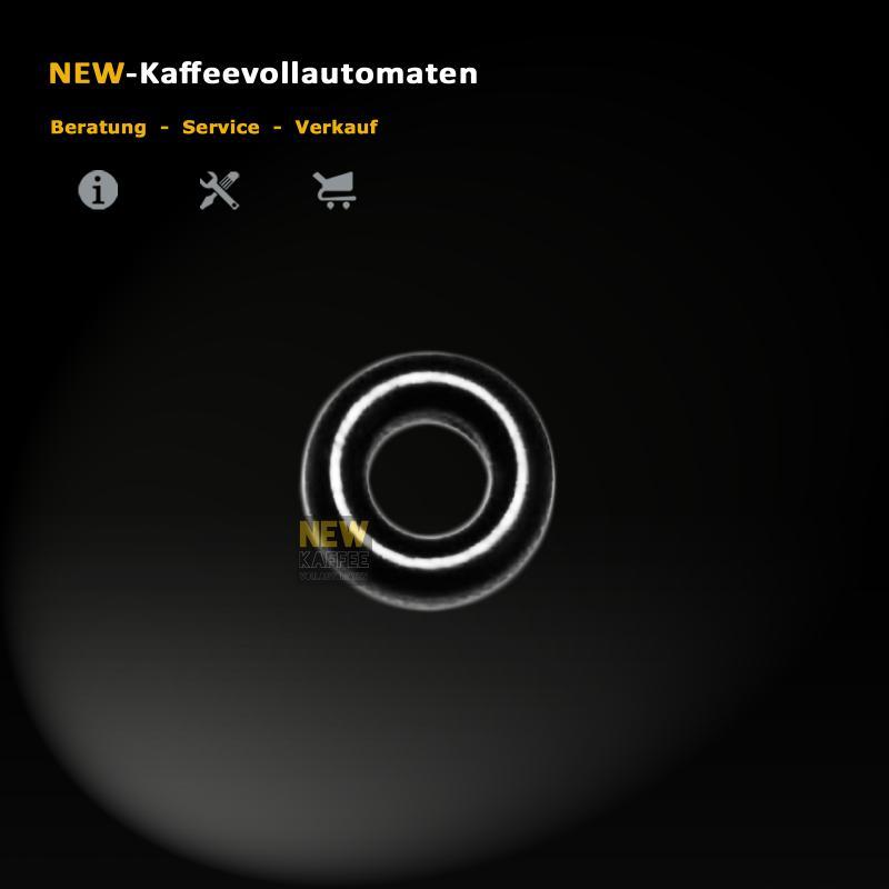 Dichtung O-Ring NBR 3,85x2 zu Druckschlauch DeLonghi Kaffeeautomat
