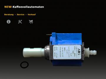 Wasserpumpe Invensys CP4 70W 50Hz 230V zu Bosch Kaffeevollautomat