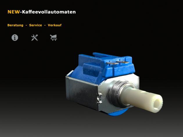 ARS Invensys CP4/ST 230V 50Hz 48W Water Pump for Siemens Coffee Machines