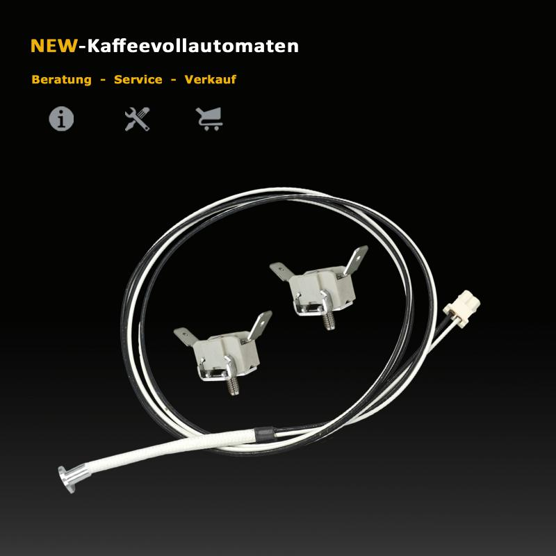 DELONGHI Heater Sensor Thermostat Seal Water Tubes for Coffee Machine