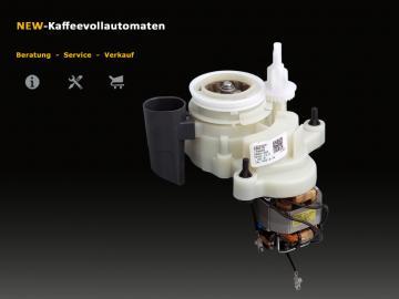 DeLonghi Mahlwerk 7313230501 zu Ecam Kaffeevollautomat