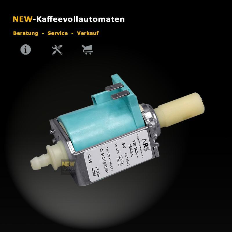 Water Pump CP4 for DeLonghi Ecam Coffee Machines