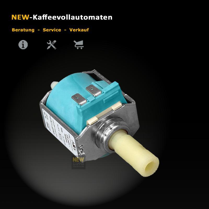 Wasserpumpe CP4 zu DeLonghi Ecam Kaffeevollautomat