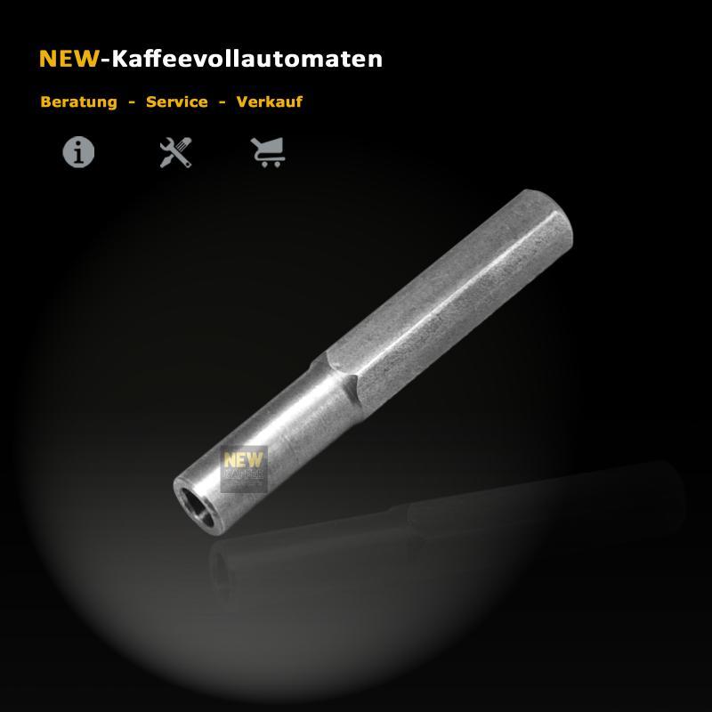 Ovalkopfbit zu Jura AEG Krups Kaffeevollautomat