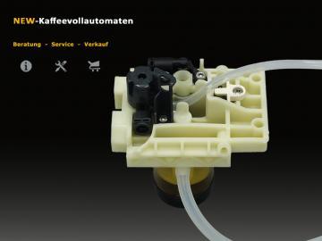 Delonghi ECAM 650.xx 656.xx Brühkolben zu Kaffeevollautomat