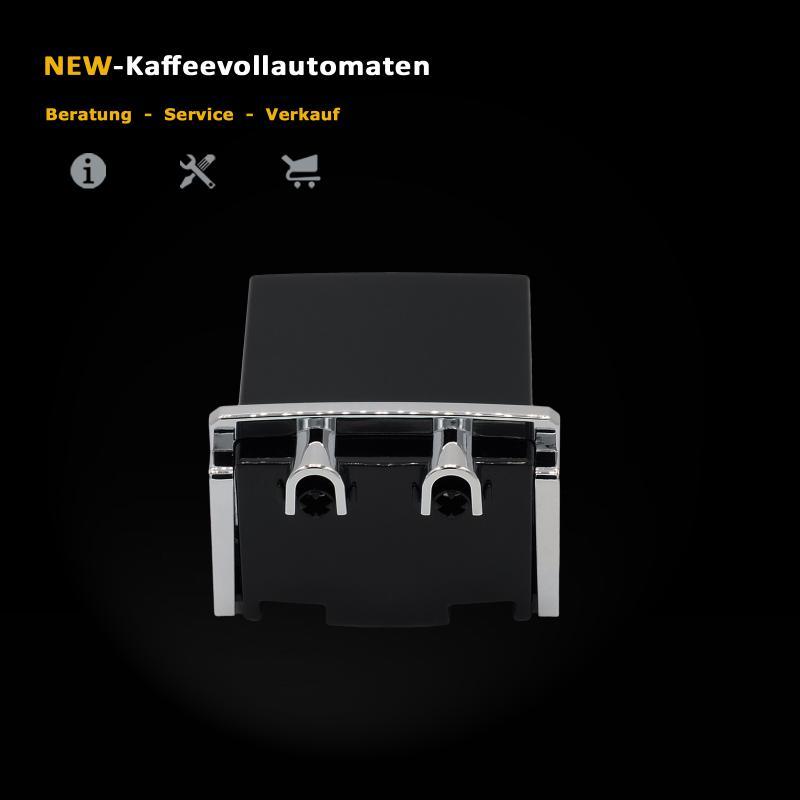 DeLonghi Kaffeeauslauf inkl Chromblende zu ESAM Perfecta 5400 5450 5500 5550 5600 5700 Kaffeevollautomat