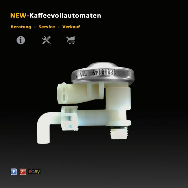 De`Longhi Valve for pumps in ESAM ECAM ETAM Coffee and Espresso Machines