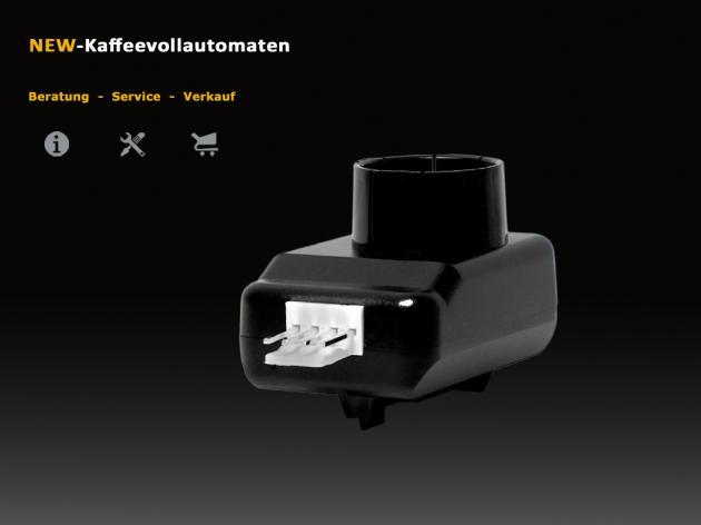 Encoder Jura AEG Krups Franke Kaffeevollautomat