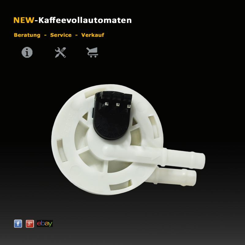 Flowmeter Wasser Schlauch und Filter im Set zu DeLonghi Kaffeeautomat