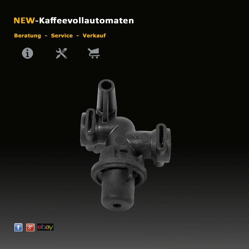 Auslaufventil zu Jura AEG Krups Kaffeevollautomat