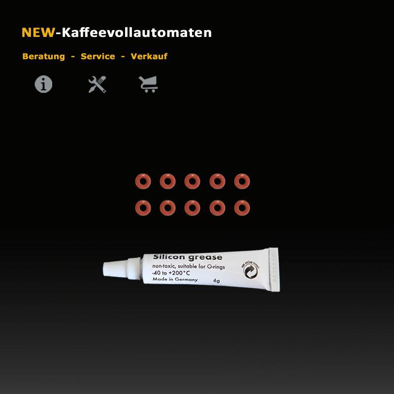 Jura AEG Krups Reparatur Set 4 zu Kaffeevollautomat
