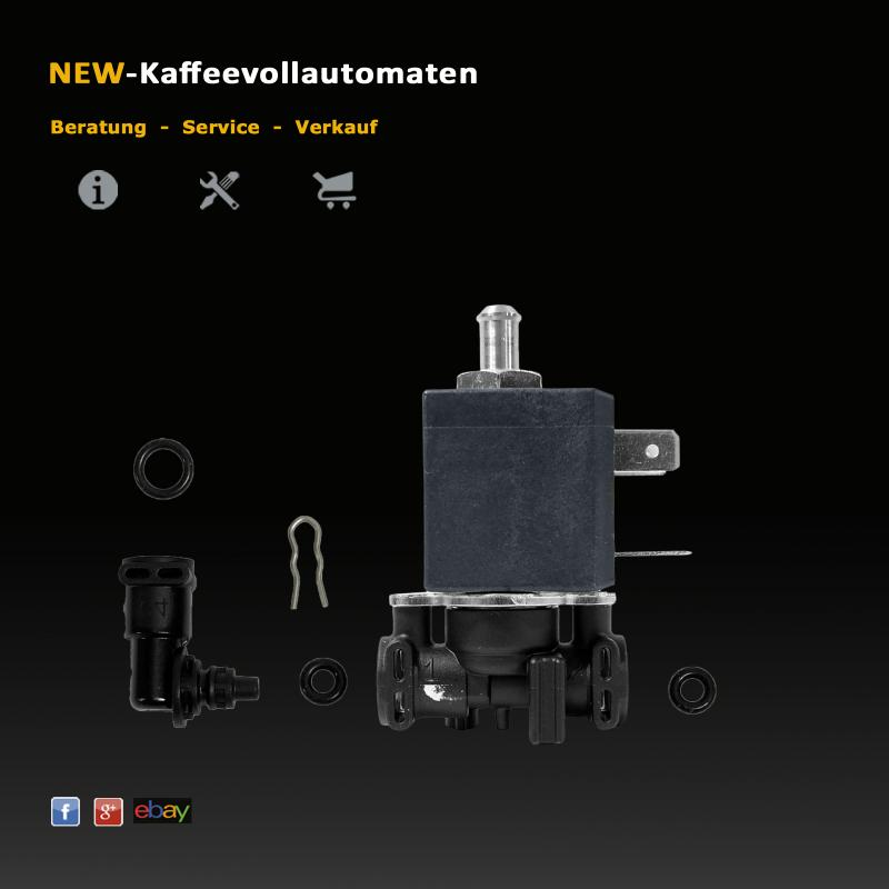 DeLonghi 3 Wege Magnetventil Kit 5513225711 zu EAM ESAM Kaffeeautomat