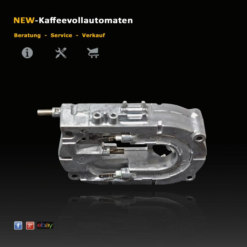 DeLonghi Heater Boiler with Heating Element 2x600W and Connectors for Coffee Machine