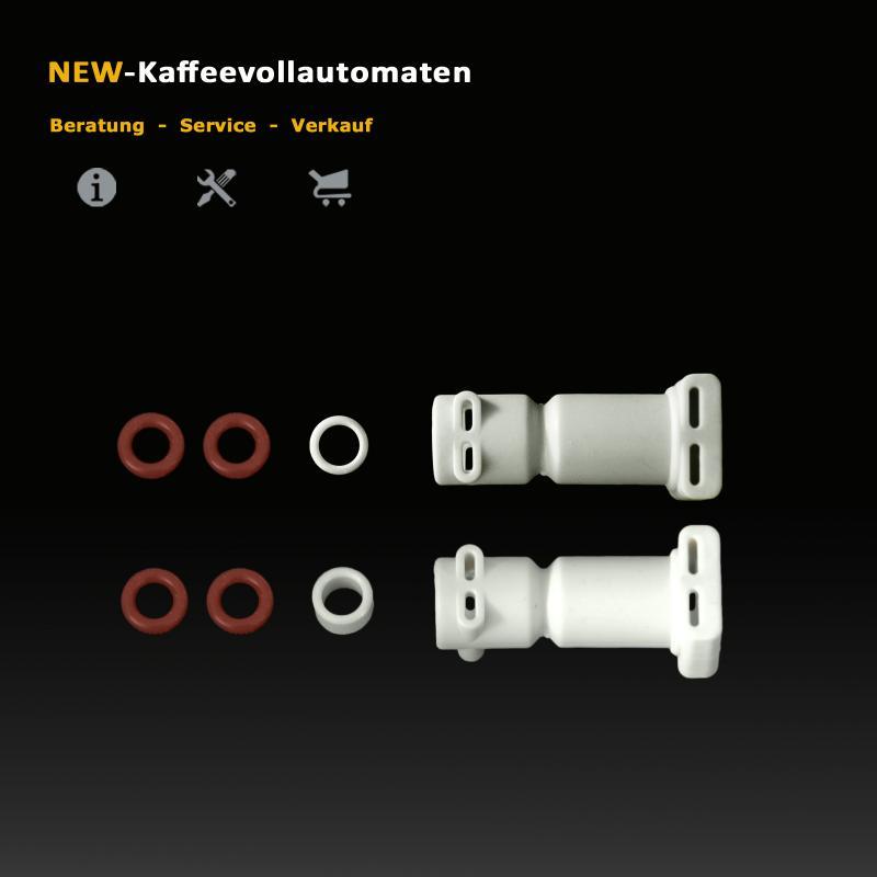 DeLonghi Thermoblock Heizung Durchlauferhitzer 5513227941 ESAM EX:1 und Lattissima Ø 5mm 2x600W