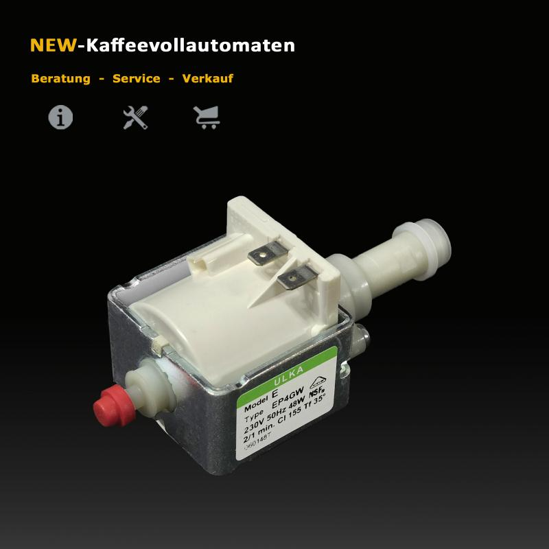 Wasser Pumpe Ulka EP4 GW 230V 48Watt 50Hz