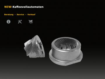 Millestone Conical Burr Grinder for Coffee Machines