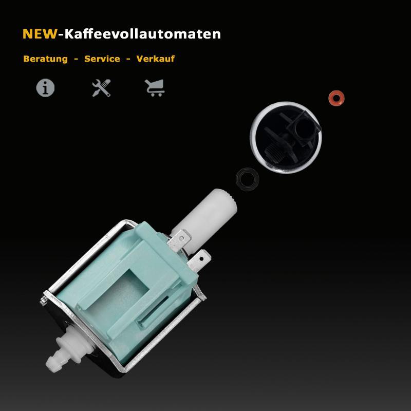 Invensys CP3A Pumpe Membranregler Dichtungen zu Jura Kaffeevollautomat