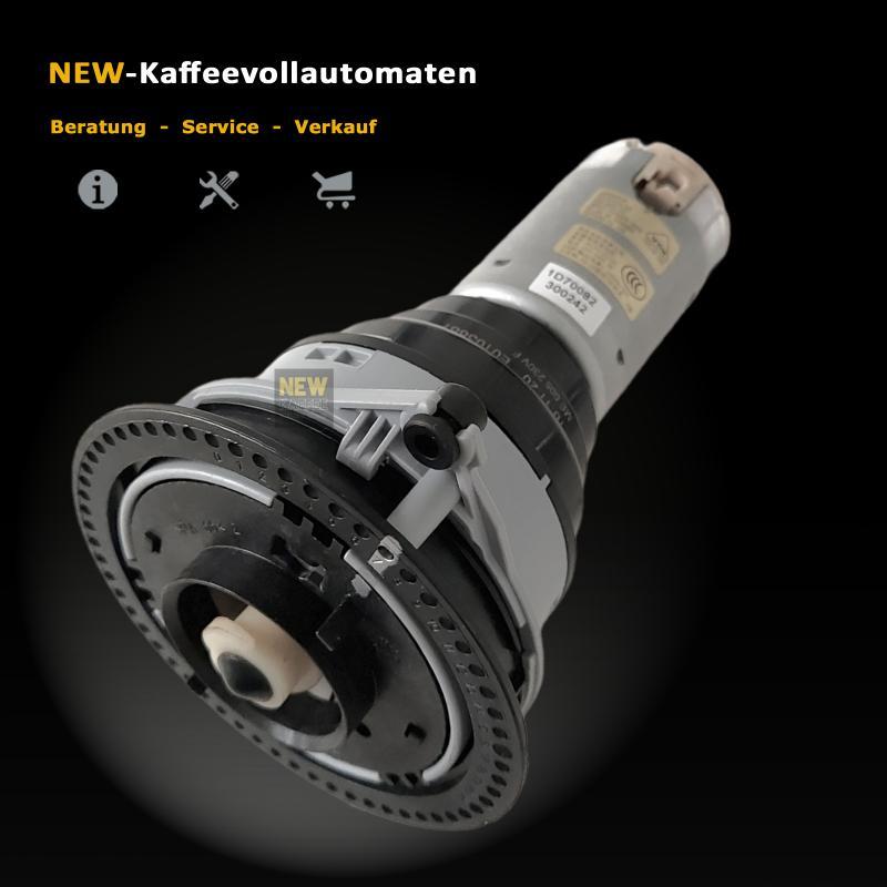 Mahlwerk ohne Kranz zu Jura Impressa E C F J X ENA Z Kaffeevollautomat