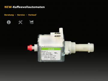 Water pump ULKA EP5GW 48Watt 50Hz 230V for Bosch Siemens Neff Coffee Machines